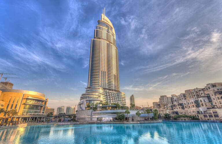 Address Hotel Dubai